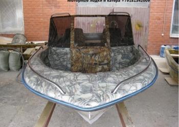 Пластиковая лодка Касатка-440