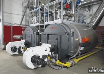 Блочно-модульная газовая котельная 10 мвт