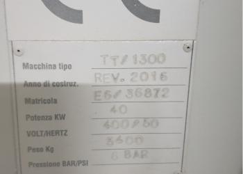 Шлифовальный станок Tagliabue TT 1300