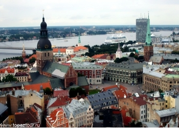 Отдых в Латвии.