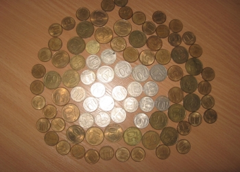 Монеты СССР и РФ