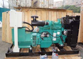 Дизель-генераторы Cummins HPC-50
