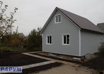 Продается  Дом новый с участком  от МКАД 55 км по Новорязанскому шоссе д. Панино
