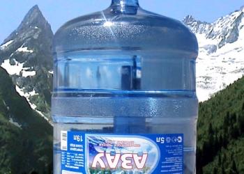 Питьевая вода 19 л