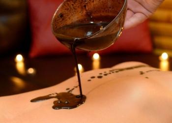 Шоколадный массаж для женщин