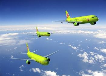 S7 Airlines  Купить авиабилеты онлайн