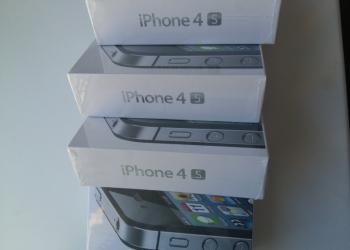 iPhone 4s 16gb.оригинал.запечатан