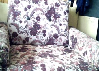 Кресла мягкие,2 шт