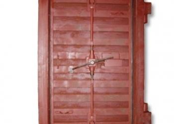 Дверь защитно-герметическая ДУ-1-7, ДУ-4-7