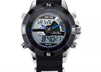 Современные спортивные мужские часы WEID