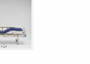 Продам медицинскую кровать механическую 4хсекционную