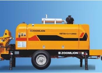 Новый стационарный бетононасос Zoomlion - Cifa HBT80.13.112RSD