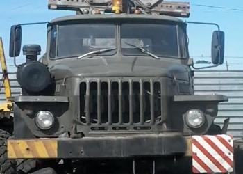 Продается а.м Урал 4320, рама усиленная, трубовоз