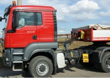 Седельный тягач MAN TG S 33.480 6х6
