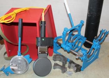 УСПТ 50-110 Сварочный аппарат для сварки полиэтиленовых труб