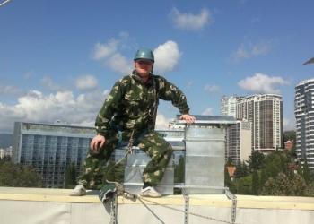 Монтаж кондиционеров и систем вентиляции