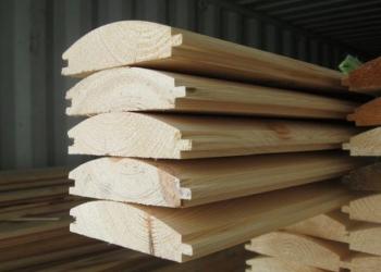 Блок Хаус 35мм*140мм*до 6м от производителя.