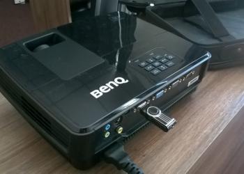 Беспроводной проектор BenQ MS506+