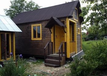 Каркасный дом для дачи построим под ключ в Пензе недорого