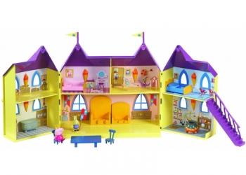 Детский игровой набор Замок Пеппы