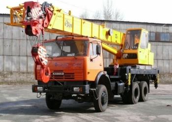 Аренда автокранов в Хабаровске