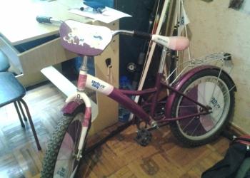 продаётся детский велосипед с символикой сочинской олимпиады