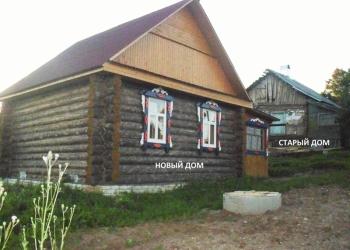 Дом в селе Кукобой