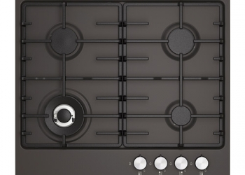 Поверхность Встраиваемая Газовая, Темно-серый Ikea (икеа)