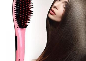 Купить расческу Fast Hair Straightener в Новосибирске