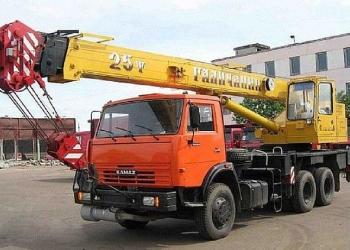 Продам Автокран КС 55713-1 шасси КАМАЗ-65115