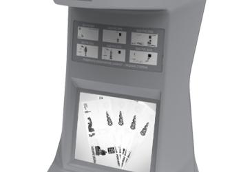 Машинка для проверки денег PRO COBRA 1350 IR LCD