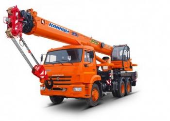 Продам Автокран КС 55713-1К-4 на шасси Камаз 65115