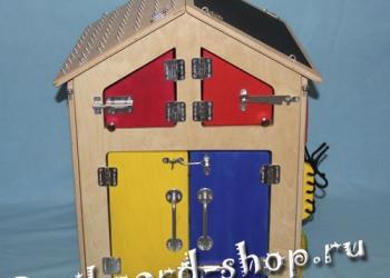 Бизиборд Умный дом