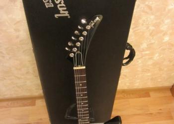 Продаётся электро- гитара GIBSON EXPLORER (б/у)