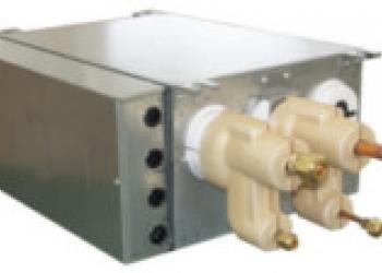 UTP-PY02A Клапанный модуль разветвитель на 2 блока