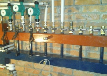 Отопление, водоснабжение, водоотведение. Замена и ремонт.