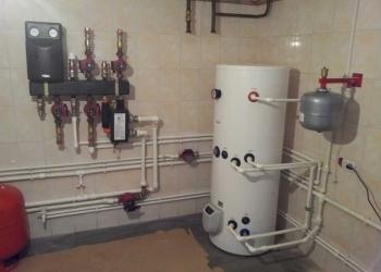 Монтаж отопления, канализации, водопровода. Все коммуникации