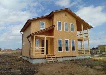 Строим каркасные и  брусовые дома!