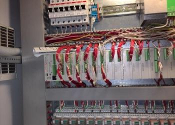 Вентиляция, Автоматизации-диспетчеризация