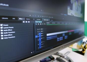 Видеомонтаж и графический дизайн