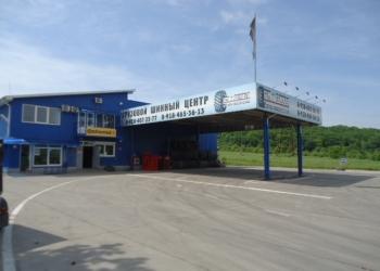 Грузовой шинный сервисный центр