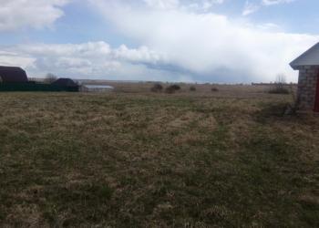 Продажа(ппа) земельного участка в Новгородском районе в 150м от  оз.Ильмень