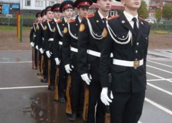 форма для кадетов, кадетская форма