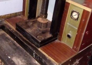 Пресс гидравлический ручной советского производства
