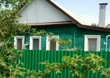 Продам дом в п.Рабочий