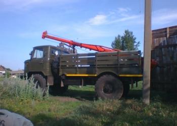 Услуги ямобура газ-66