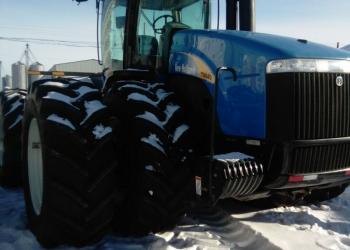 продаётся трактор New Holland T9040