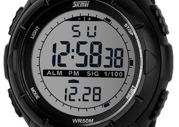 Продам мужские цифровые часы SKMEI 1025