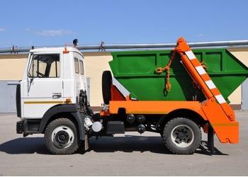 Вывоз строительных остатков и упаковочных материалов