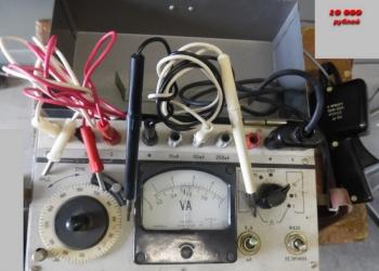 Как замерить ток, напряжение и угол между ними?